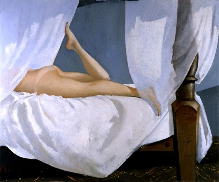 Julio Larraz, ' Them Legs ', 2010
