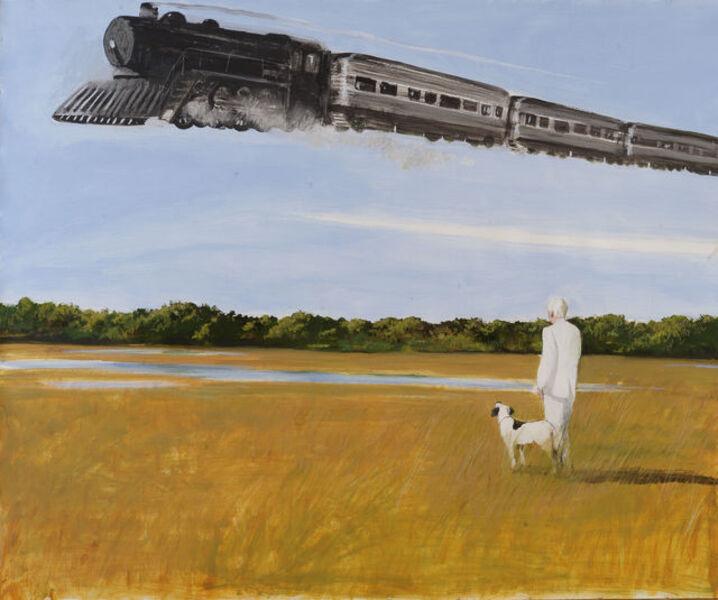 Julio Larraz, 'Salt Marshes', 2016