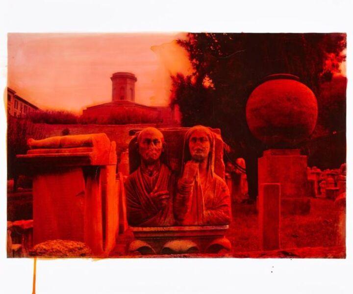 Anne and Patrick Poirier, 'Série Roma, Memoria Mundi', 1988