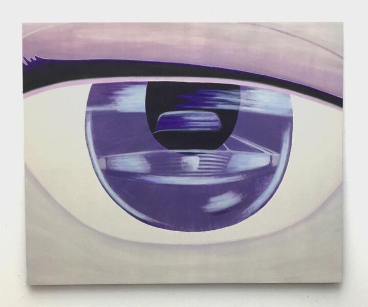 Tess Bilhartz, 'Eyeball', 2016