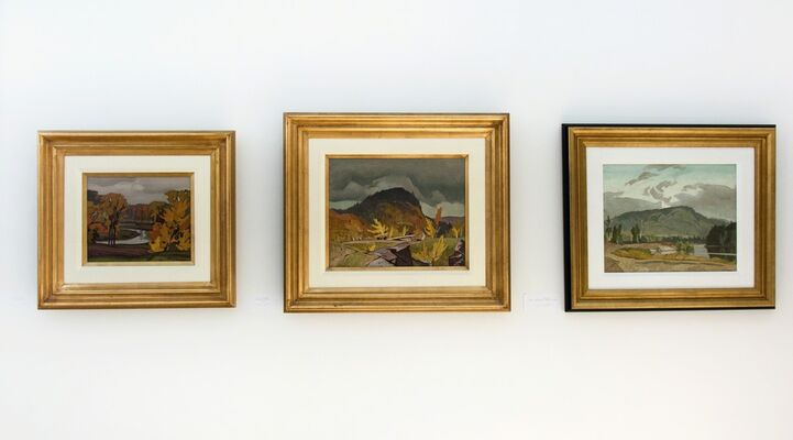 Collector's Choice, installation view