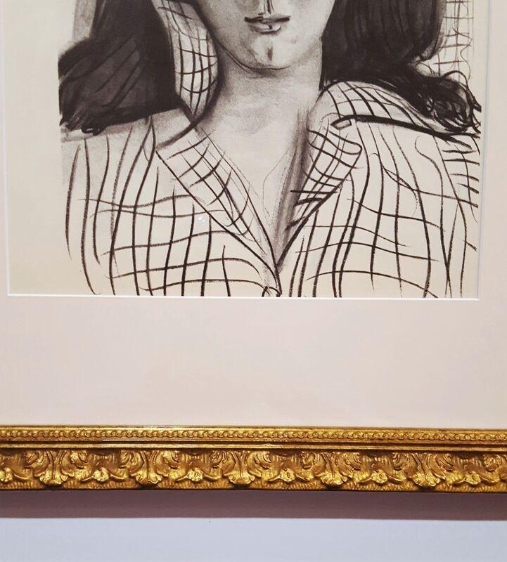 Pablo Picasso, 'Jacqueline', 1964, Print, Lithograph, Graves International Art