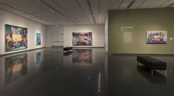 Daisy Patton: This is Not Goodbye, installation view