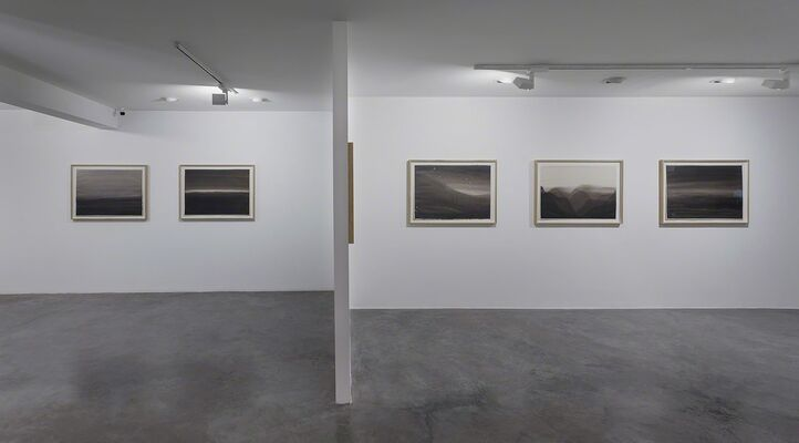 The Dark Was Turning, installation view