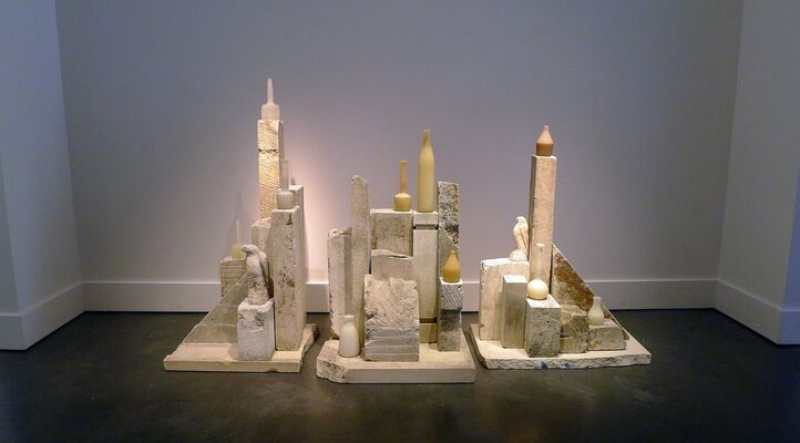 Jane Rosen - H is for ..., installation view