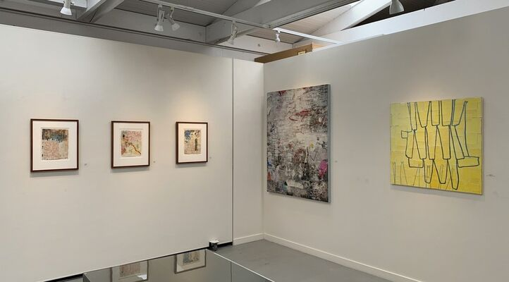 Fresh Marks: A Group Exhibition, installation view