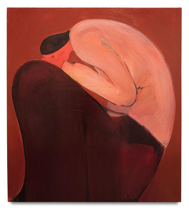 Heidi Hahn, 'Soft Joy 2', 2021, Painting, Oil on canvas, Kohn Gallery