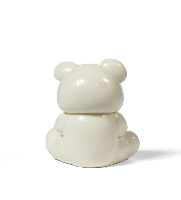 KAWS, 'UNDERCOVER BEAR COMPANION (White)', 2009, Sculpture, Cast vinyl, DIGARD AUCTION