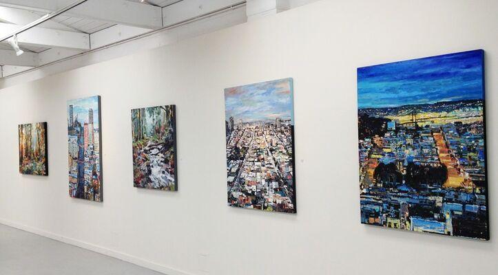 Kim Ford Kitz - California, installation view