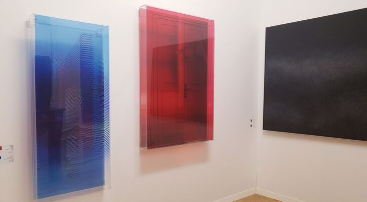 Gallery LEE & BAE at Asia Now 2019, installation view