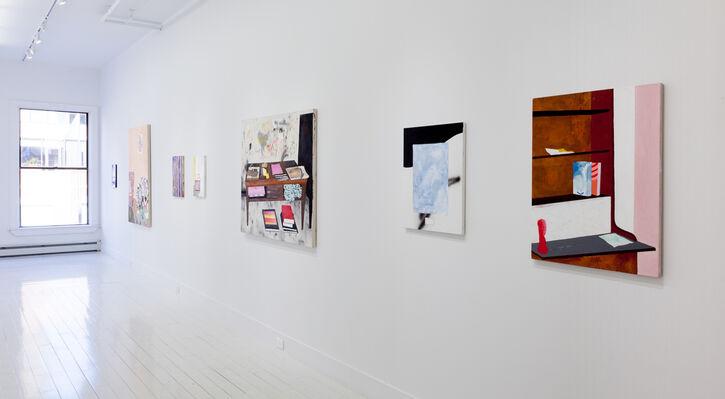 Henri Paul Broyard: TWELVE, installation view