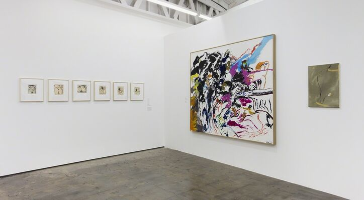 Off-Site Exhibition: A Shape That Stands Up, installation view