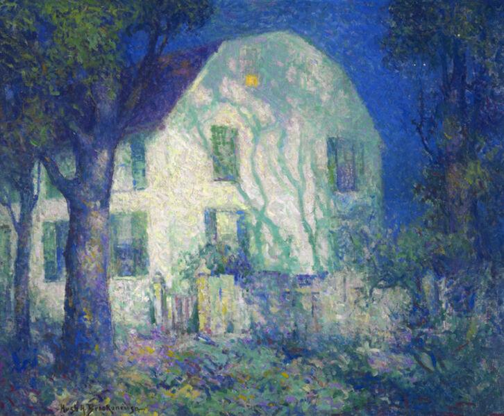 Hugh Henry Breckenridge, 'Moon Shadows', ca. 1910s