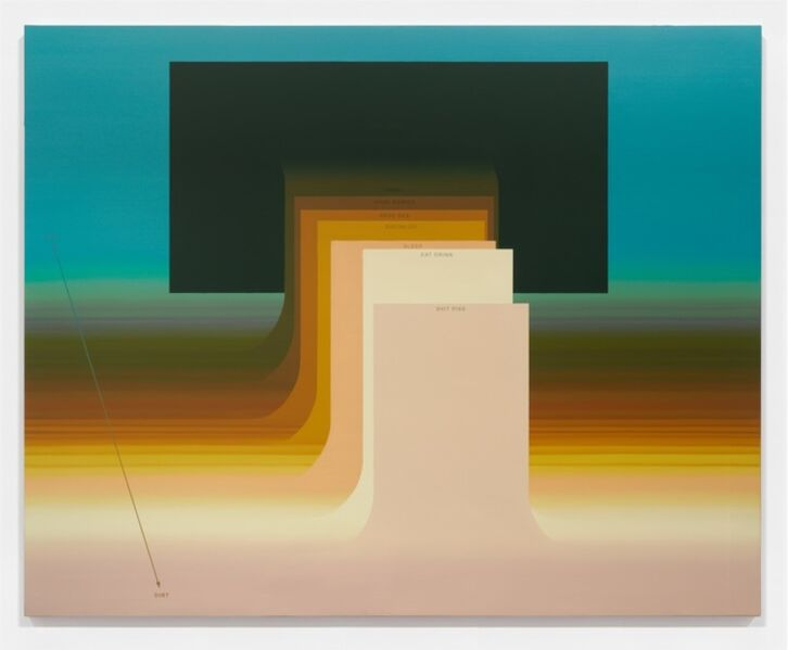 Nicolas Grenier, 'Monuments', 2016-2018