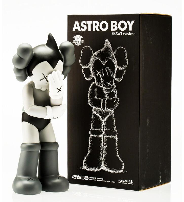 KAWS, 'Astroboy (Grey)', 2013, Sculpture, Painted cast vinyl, Lougher Contemporary