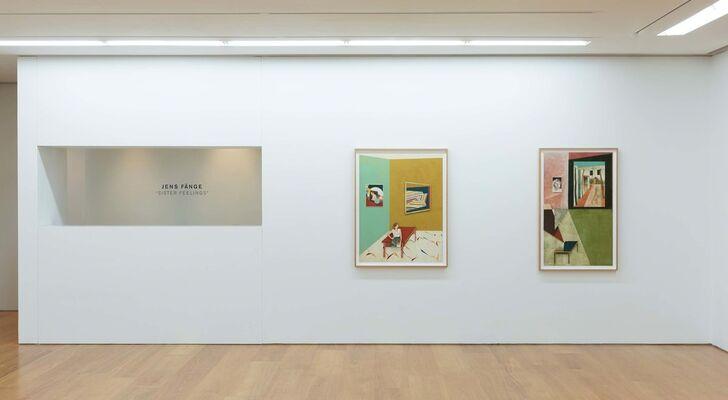 Jens Fänge - Sister Feelings, installation view