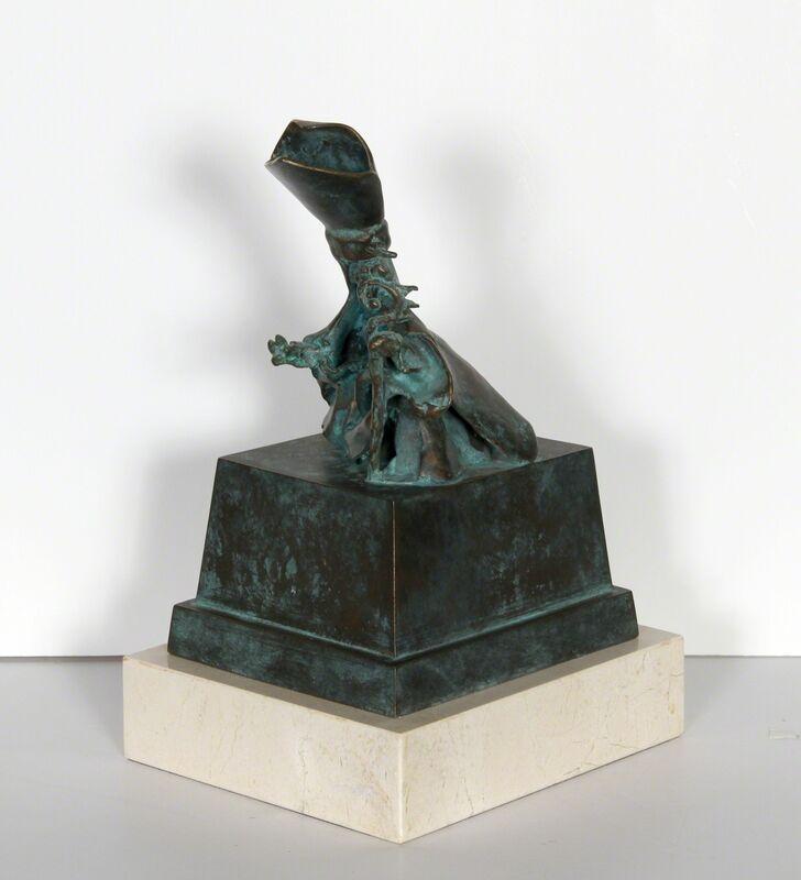 Salvador Dalí, 'Saint Narcissus of the Flies', 1974, Sculpture, Bronze, RoGallery
