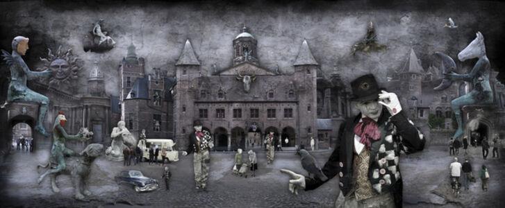 Marcin Owczarek, 'THE CITY OF ILLUSION', 2013