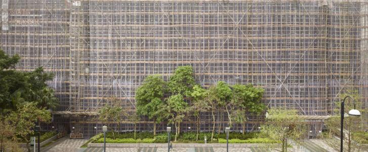 Peter Steinhauer, 'Sha Tin Town Hall Cocoon, Hong Kong - 2015', 2015