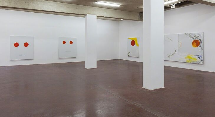Yudith Levin : New Paintings, installation view