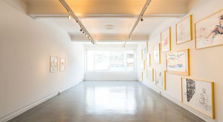 Flesh Tint   WU Yih-Han Solo Exhibition, installation view