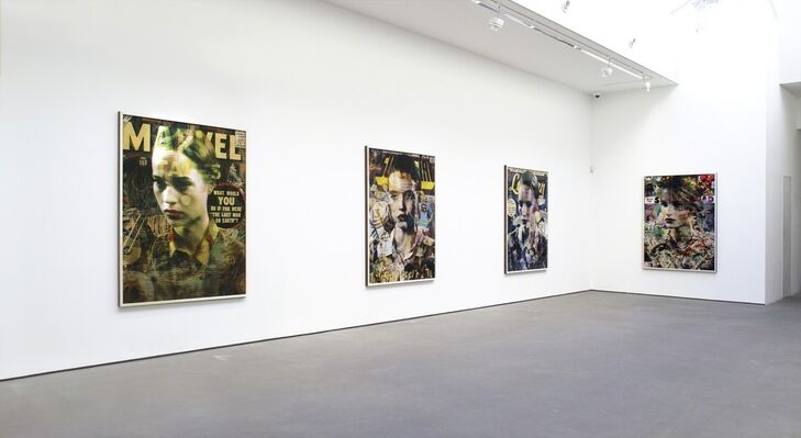 Valérie Belin - All Star, installation view