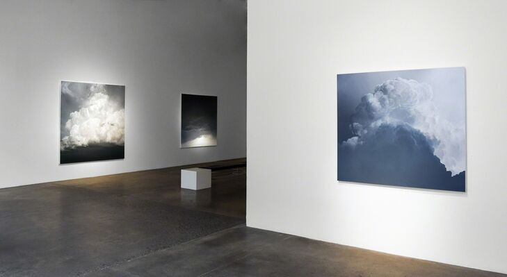 Ian Fisher: In Advance of Light, installation view