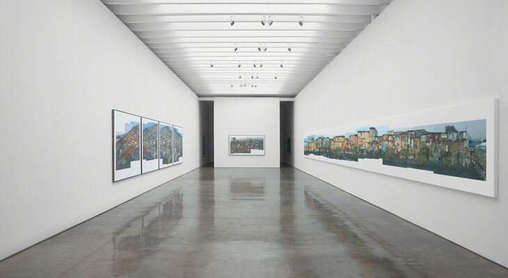 Robert Polidori: Ecophilia/Chronostasis, installation view
