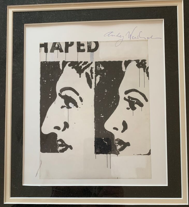 Andy Warhol, 'Before and After', 1961, Print, Original Issue, Leviton Fine Art