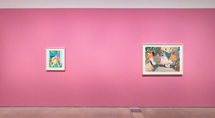 Gladys Nilsson: Unencumbered, installation view