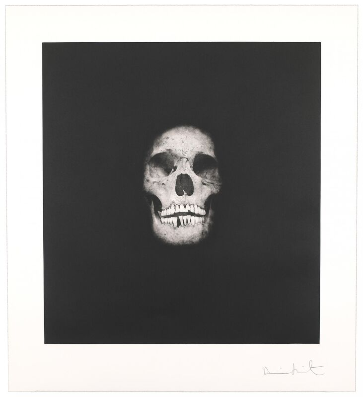 Damien Hirst, 'I once was what you are, you Will Be What I Am (Portfolio of 6)', 2007, Print, Photo-etchings on paper, Weng Contemporary