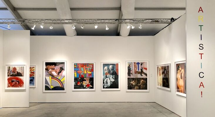 Jean Albano Gallery at Palm Beach Modern + Contemporary  |  Art Wynwood, installation view