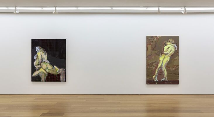 """CLAIRE TABOURET, """"BORN IN MIRRORS"""", installation view"""