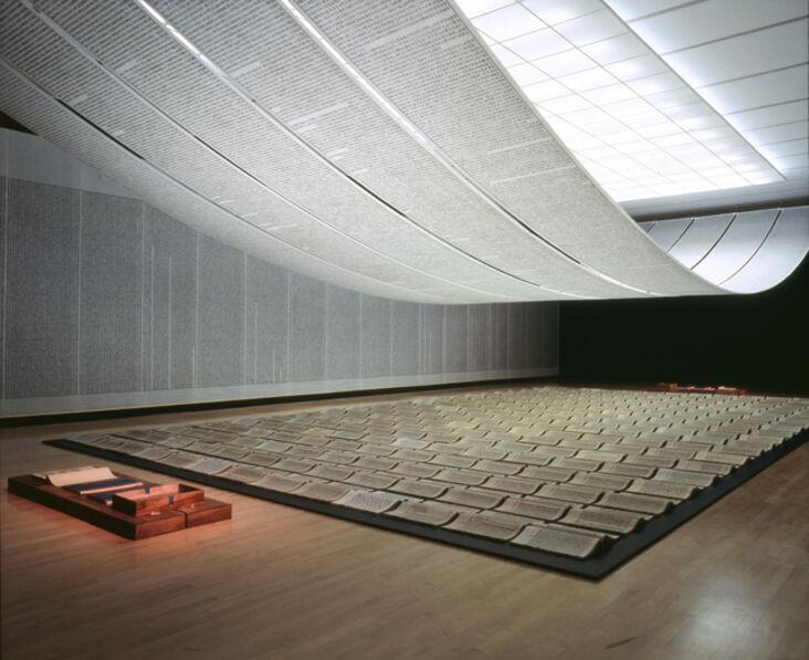 Xu Bing 徐冰, 'Book from the Sky 1987–91', 1987-1991