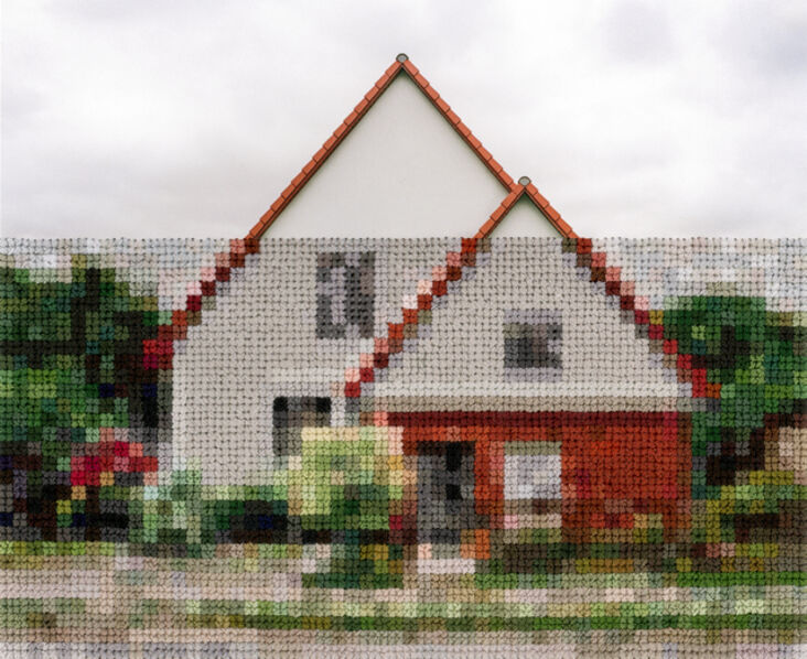 Diane Meyer, 'House, Lichterfelde-Sud', 2012-2017