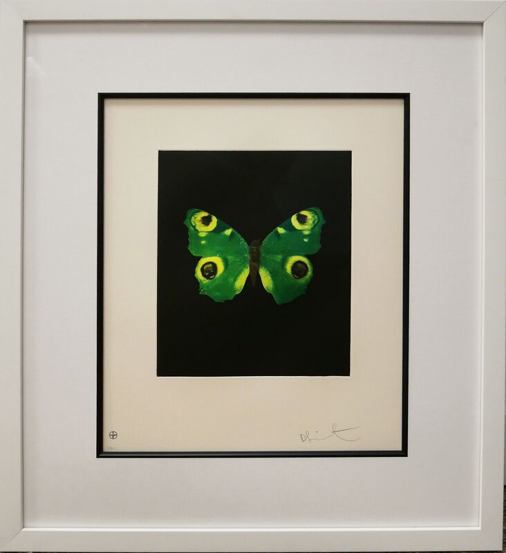 Damien Hirst, 'Fate', Print, Lithograph 38/45, Art Ventures Gallery