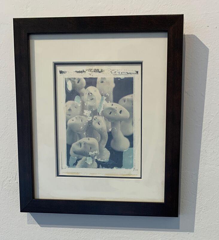 Nancy Larrew, 'Crossing Over 3', 2021, Photography, Polaroid transfer, bG Gallery