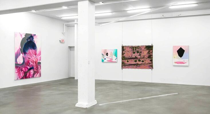 Perplexities: Space, Form and Image, installation view