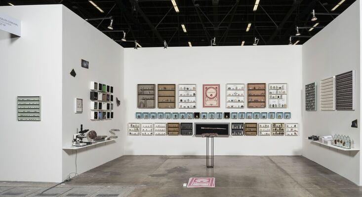 Salón Comunal at ARTBO 2018, installation view
