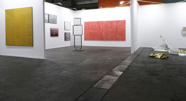 Ana Mas Projects at ARCOmadrid 2019, installation view