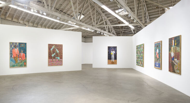 JRRNNYS, installation view