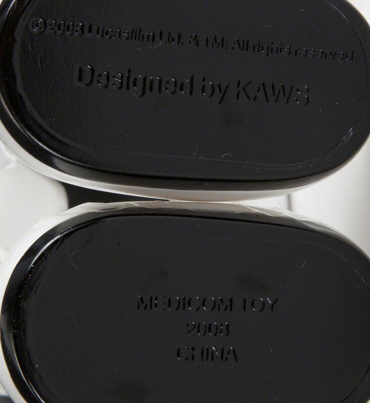 KAWS, 'Stormtrooper (Kaws Version)', 2008, Sculpture, Cast vinyl sculpture, Julien's Auctions