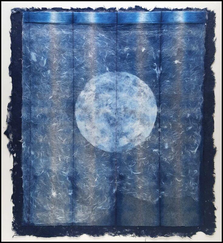 Sarah Brayer, 'Curtain of Stars, Tanabata', 2016, Print, Handmade paperwork with luminescent pigment, Verne Collection, Inc.