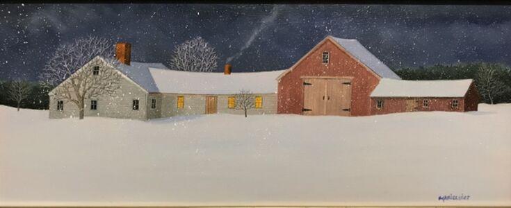 Marieluise Hutchinson, 'Flurries at the Farm ', ca. 2018