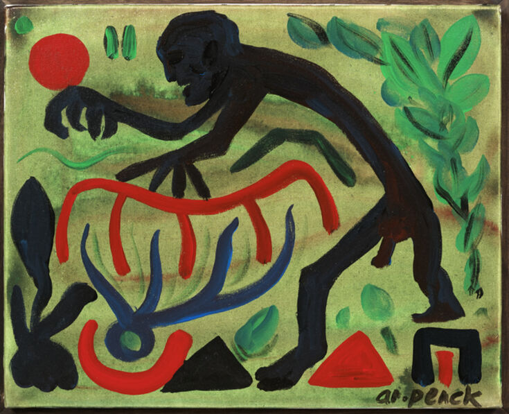 A.R. Penck, 'Untitled  ', 1994-1995