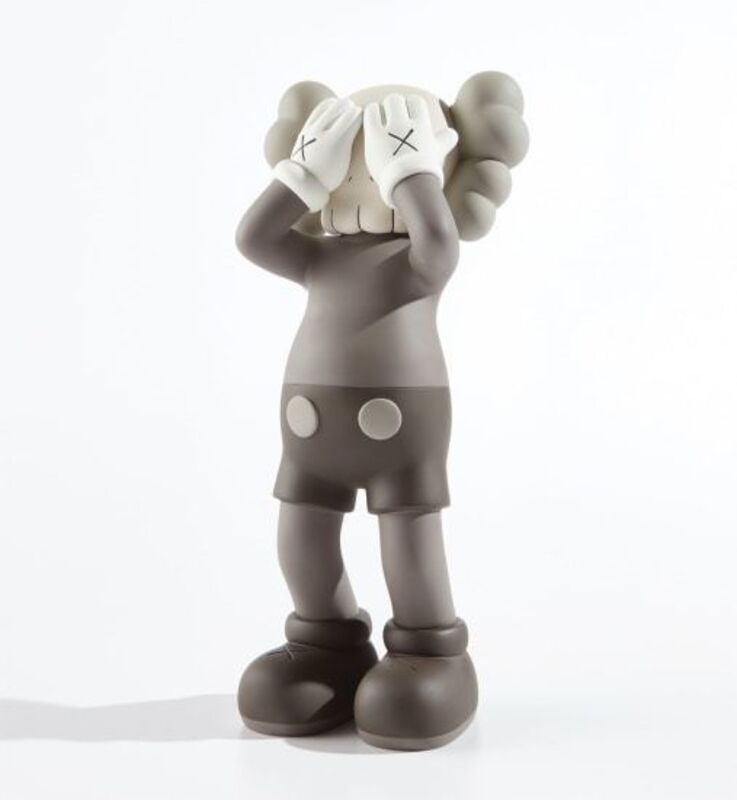 KAWS, 'At This Time', 2016, Sculpture, Painted Bronze, Carmichael Gallery