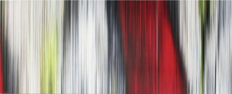 Doris Marten, 'Light'n'Lines No.5', 2019