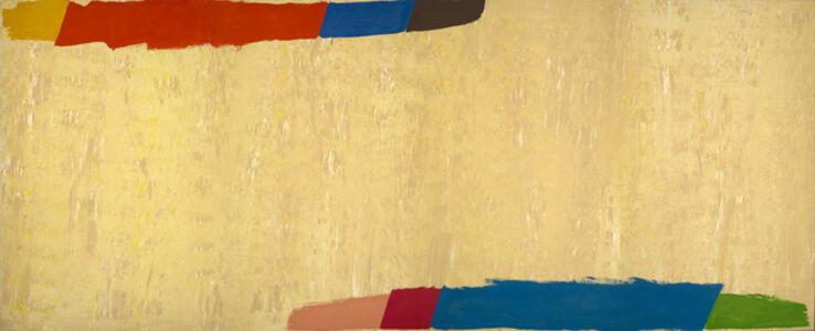 Jack Bush, 'Hi-Lo', 1974