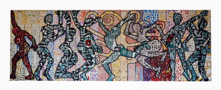 Gerald Chukwuma, 'The Marriage Dance', 2019