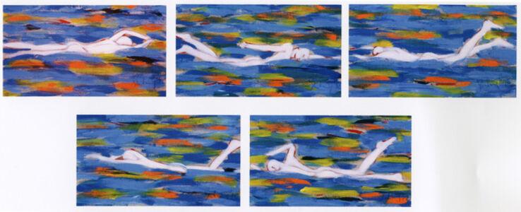 Salomé, 'Schwimmer', 1992